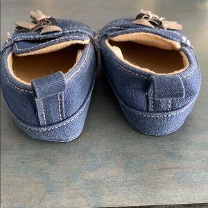 Little Me Suede Tassel Loafer Loafer Infant